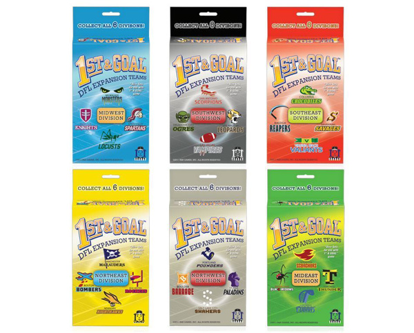 Picture of 1st & Goal® Expansion ALL Sets