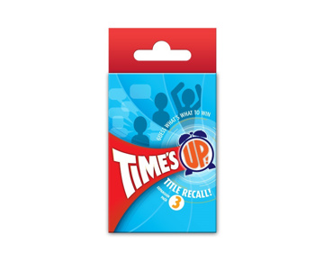 Picture of Time's UP!® Title Recall Expansion 3