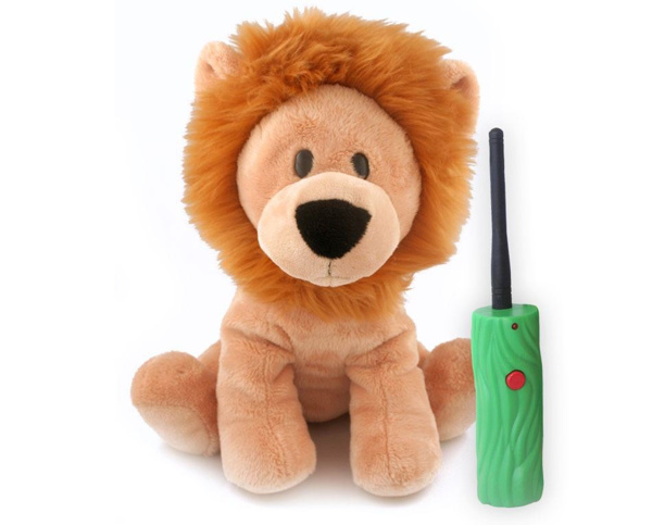 Picture of Original Hide & Seek Pals® - Loki the Lion