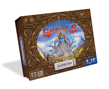 Picture of Rajas of the Ganges™ - Goodie Box