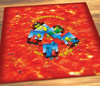 Picture of Table is Lava Play Mat